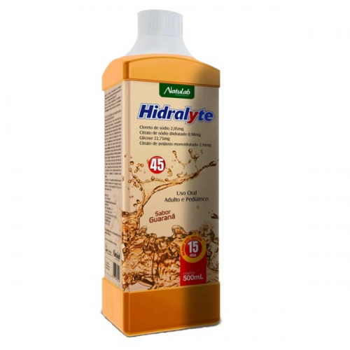 Hidralyte Sabor Guarana 500ml